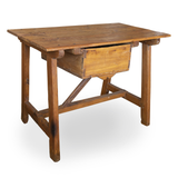 Primitave Wooden Desk
