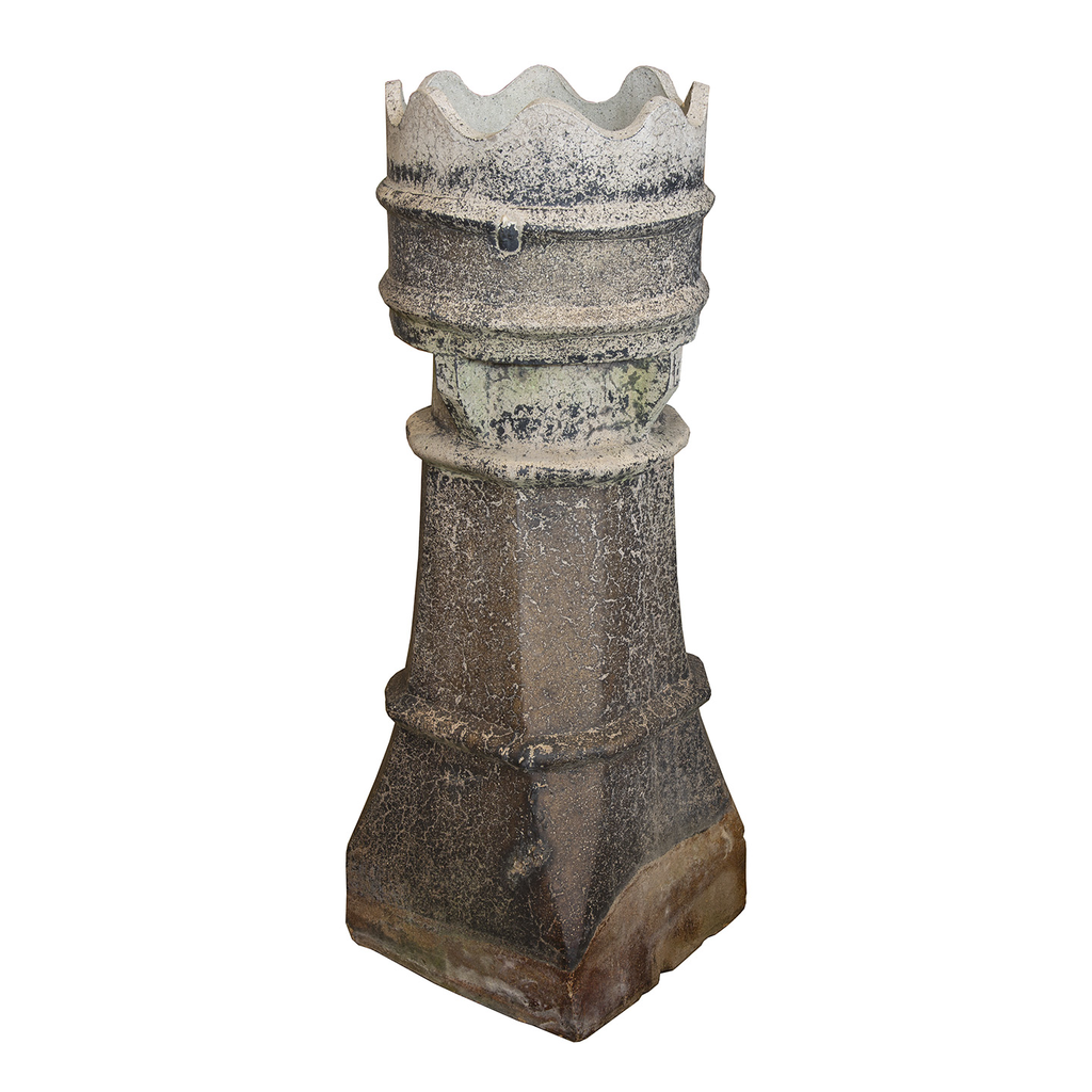 English Chimney Pot