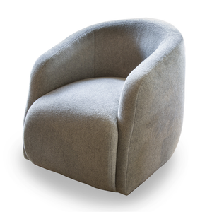 Theo Club Swivel Chair