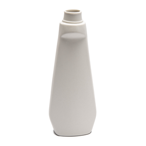 Bisque White Lotion Bottle