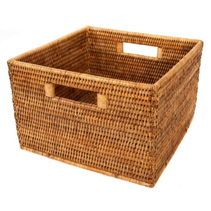 Woven Square Basket