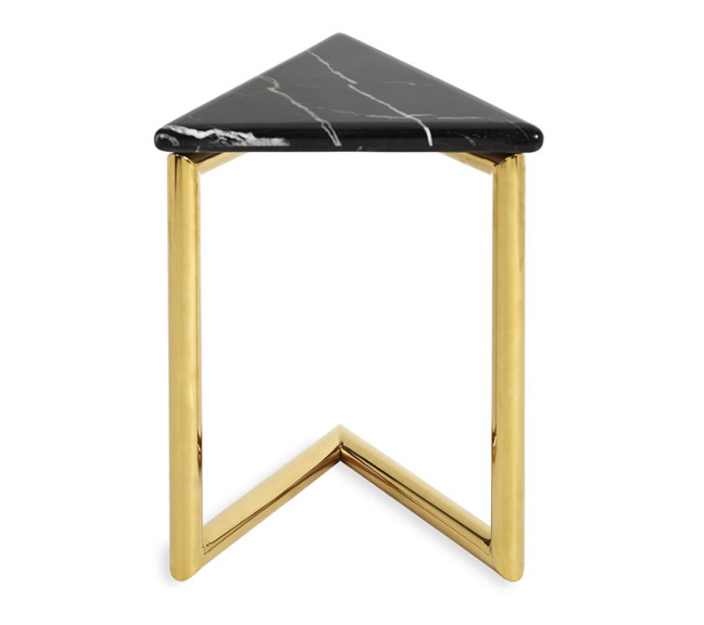 Ultra Triangle Accent Table