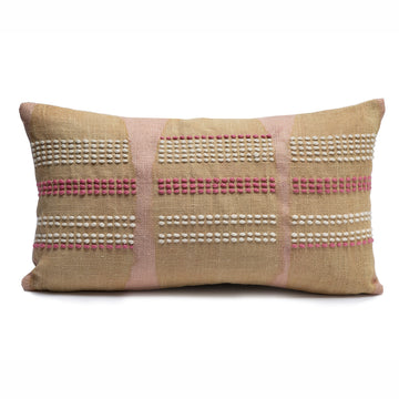 Wai Pillow in Blush