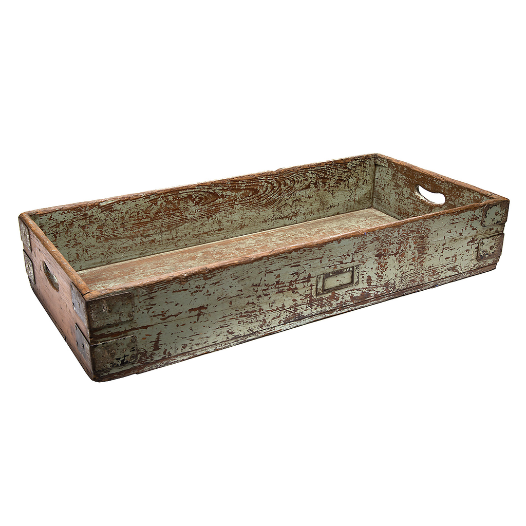 Oversized Rustic Tray