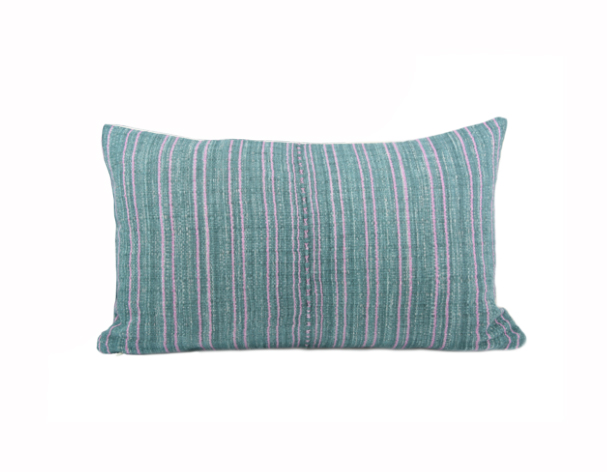 Boho Bang Phai Lumbar Pillow