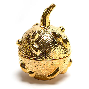 Round Naturalistic Gourd