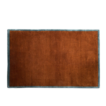 Petite Hand Knotted Rug, Silk