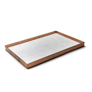 Tray with Copper Plating