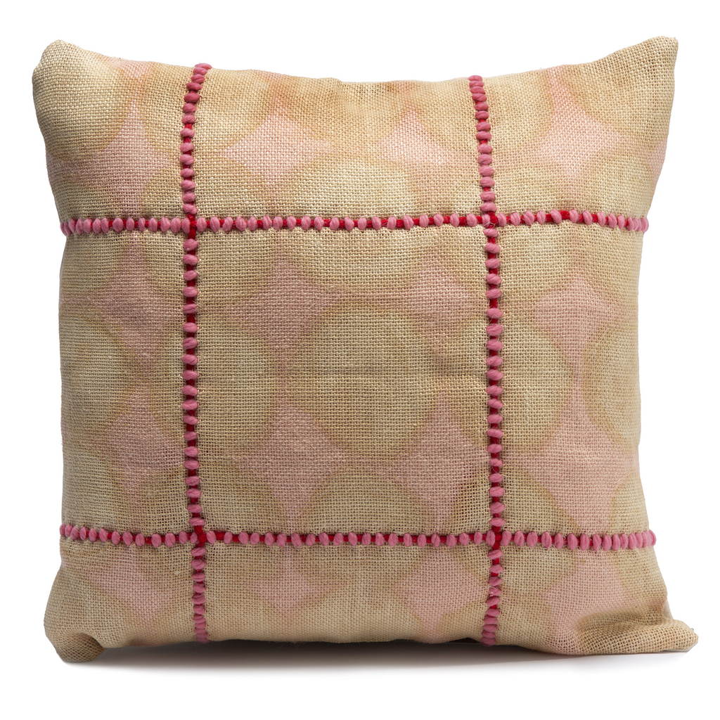 Ithemba Pillow in Blush
