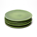 Free Form Dinner Plates from Marrakesh