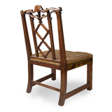 Chinese Chippendale Side Chair