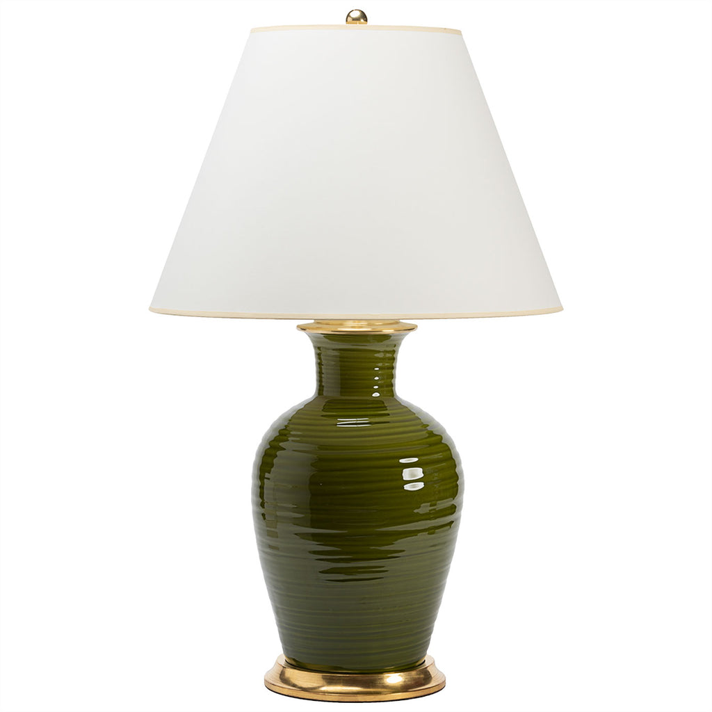 Penny Spruce Lamp