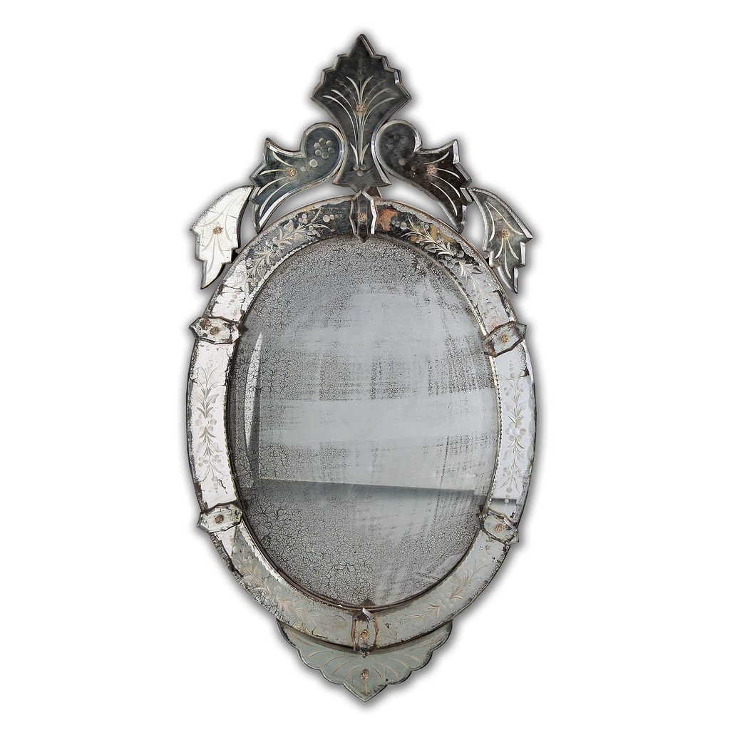Antique Venetian Mirror