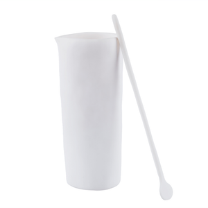 Resin Pitcher and Swizzle Stick
