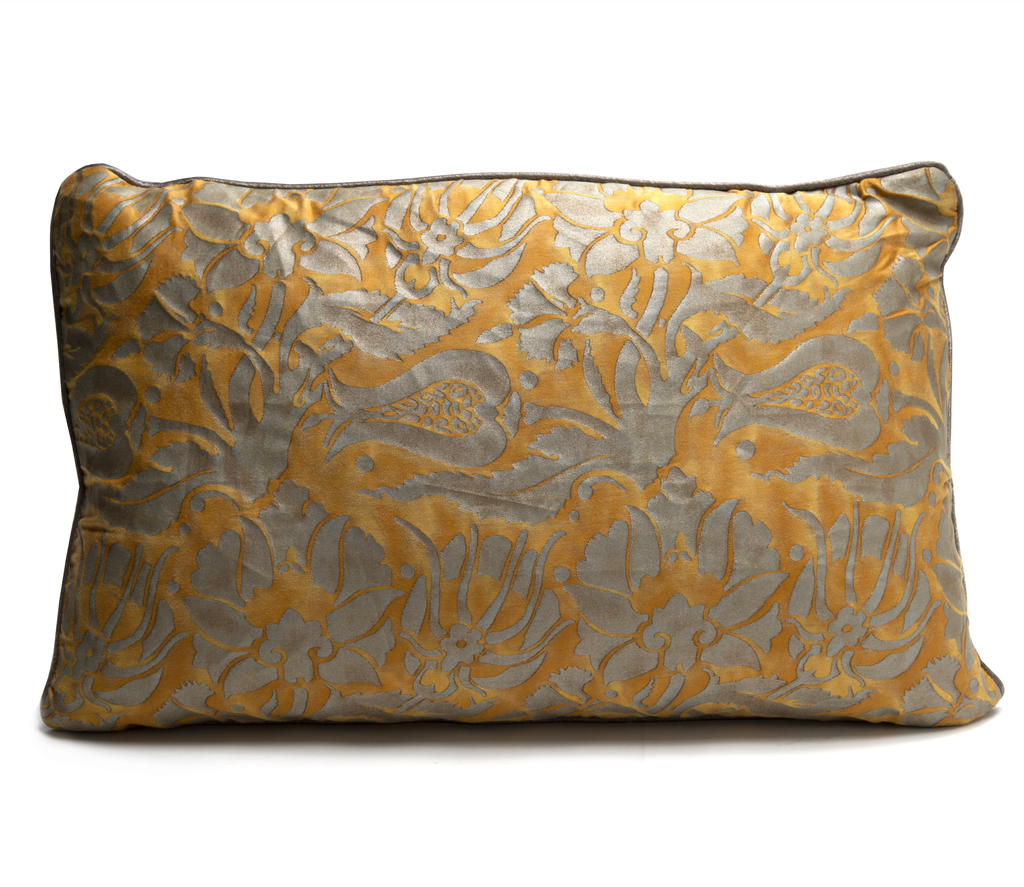 Vintage Fortuny Pillow