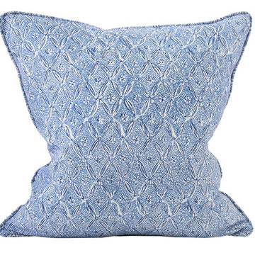 Palladio Lapis Linen Cushion