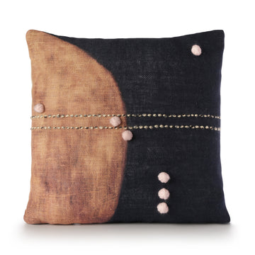 Convex Pillow Indigo