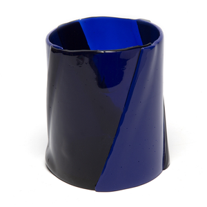 Short Vaso Twirl, in Blue