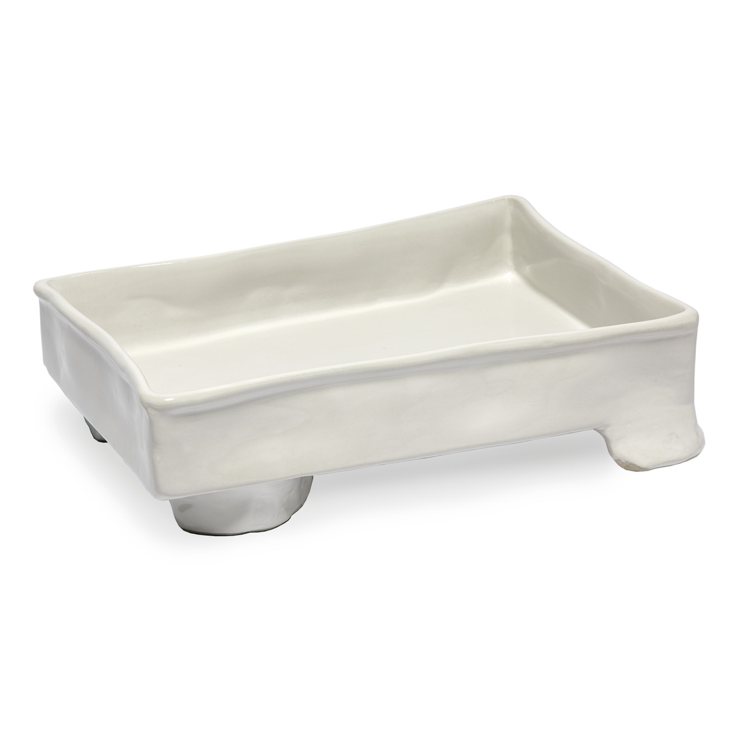 Footed Tray No.1
