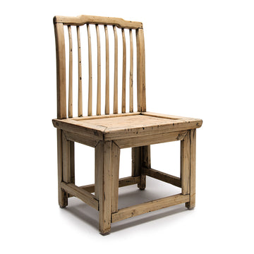 Child's Chair Made of Reclaimed Wood