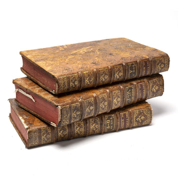 Vintage Leather Books
