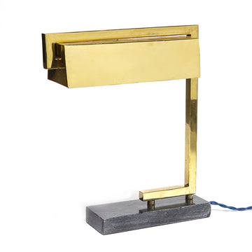Brass Desk Lamp