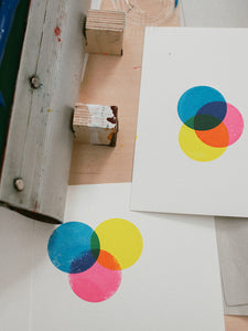 Introduction to screenprinting