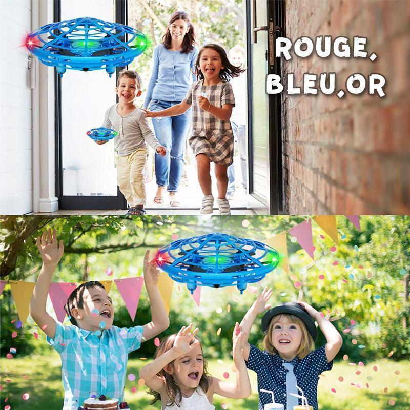 🛫 UFO Mini Avions Drones à Induction