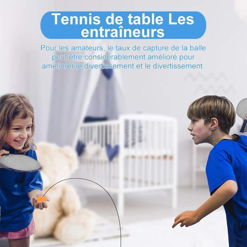 Entraîneur de tennis de table - ciaovie