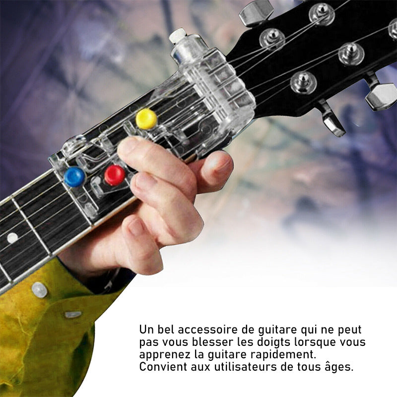 Outil d'Apprentissage de la Guitare