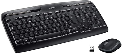Logitech MK330 Wireless Keyboard and Mouse set