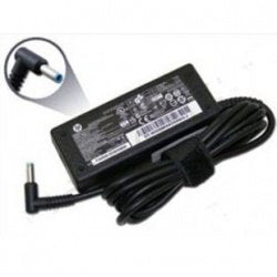 HP Narrow Blue Tip Original Charger 65w