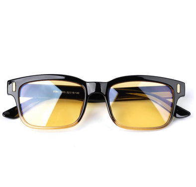 Uv/blue light filtering glasses