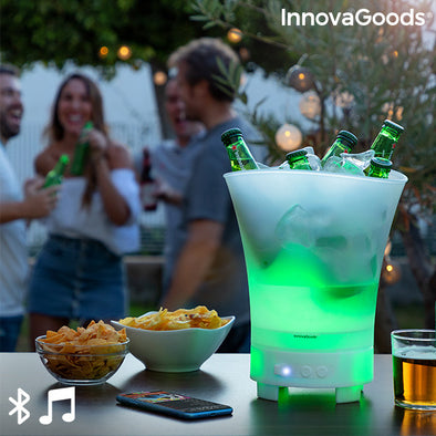 Innovagoods Bluetooth Ice bucket Speaker