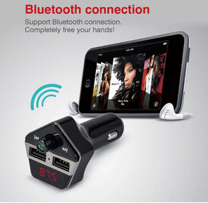 In Car USB charger and Bluetooth/FM Audio link