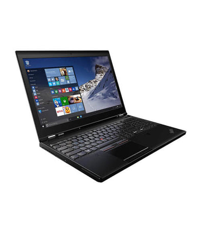 "Lenovo Thinkpad P50 15"" Workstation Laptop"