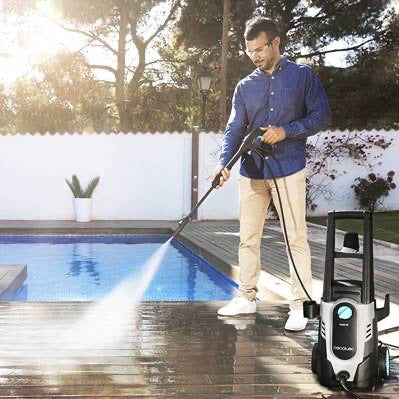 Cecotec 105bar pressure washer