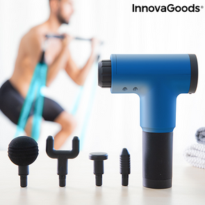 Innovagoods massage and recovery gun