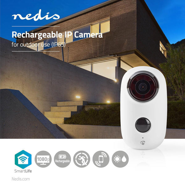 Nedis Outdoor fully wireless CCTV camera full HD