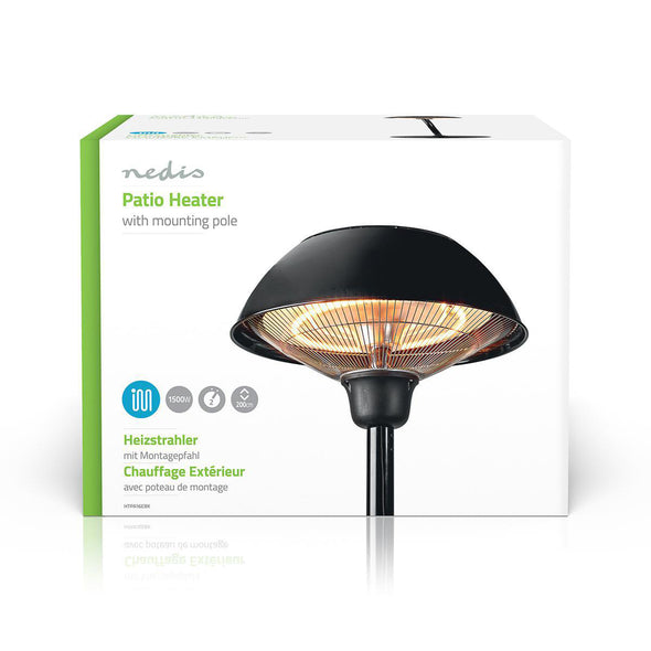 Nedis 1500w electric Patio Heater