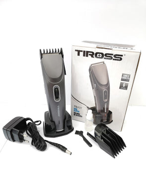 Tiross ts437 corded and cordless hair trimmer