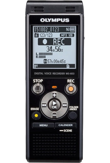 Olympus was-853b digital dictaphone