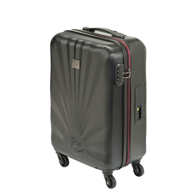 Princess Traveller Hamburg Carry On Suitcase with USB Charging ports