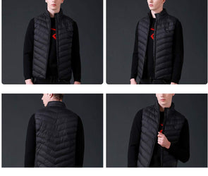 Thermal Heated USB powered Jacket