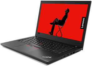NEW Lenovo Thinkpad T480s 256gb 8gb i5 pth gen 3 year warranty