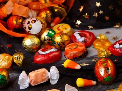 Candy's Not-So-Sweet Impact on the Environment
