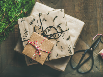Truman's Wrap-Session: Sustainable Gifting