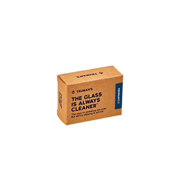 The Glass Is Always Cleaner Refill Kit