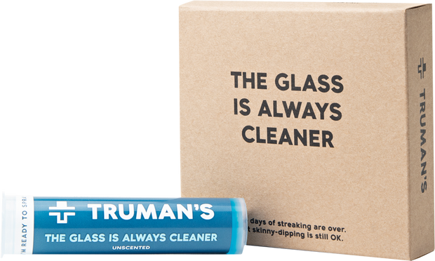 The Glass Is Always Cleaner (Subscription)