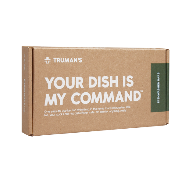 Your Dish Is My Command Family Plan